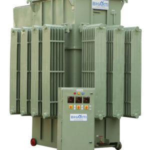 Automatic servo voltage stabilizer / controller